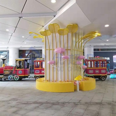 贵州贵阳龙里县摩都预购公园商业美陈改造