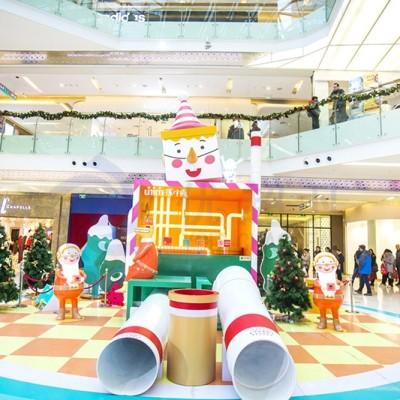 南京中海环宇城圣诞美陈
