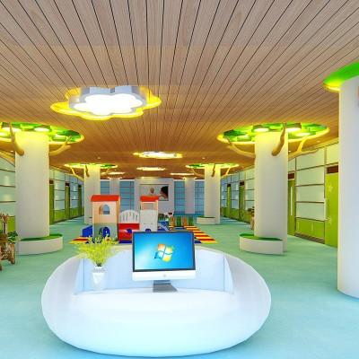 巴南医院美陈设计方案