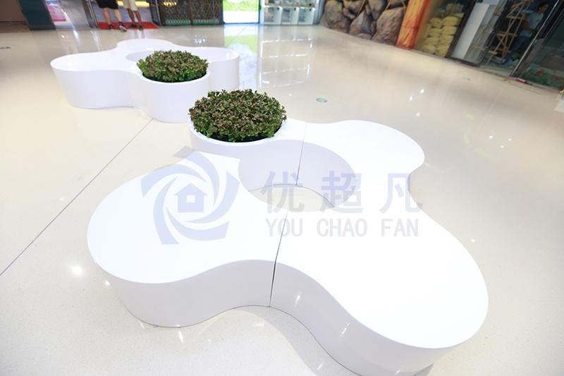 泉州泰禾广场商业美陈改造