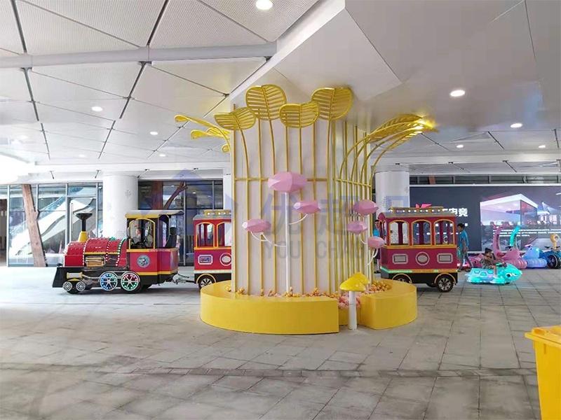 贵州贵阳龙里县摩都预购公园商业美陈设计制作