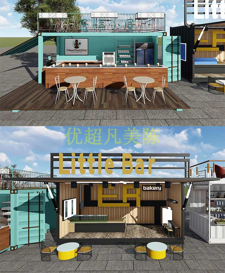 厚街汇景城商业广场美陈设计制作